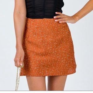 Princess Polly mini skirt never worn!